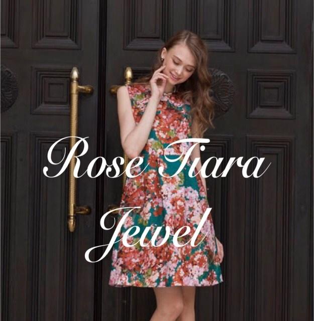 Rose Tiara Jewelがこの秋、登場します♡