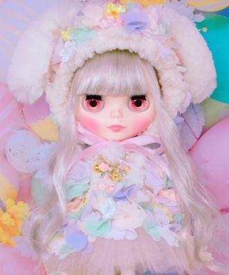 ブライス人形チャリティーオークション開催☆