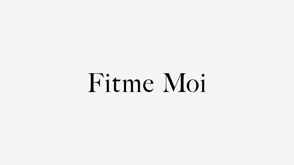 【FitmeMoi】衣装協力させて頂きました!